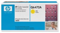Toner HP (Q6472A - 4 tis.) LJ 3600 yellow