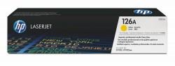 Toner HP (CE312A - 1,2 tis.) CP1025 CP1025nw, žlutý
