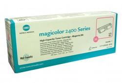 Toner Konica Minolta (P1710-5890-06), magenta Magicolor 2400