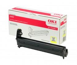 Válec OKI (43449013) do tiskárny, yellow OKI C8600/C8800 - kapacita: cca 20 000 stran