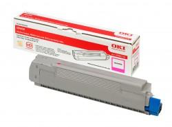 Toner OKI (43487710) do tiskárny magenta OKI C8600/C8800 - kapacita: asi 6000 stran