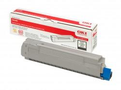 Toner OKI (43487712) do tiskárny black OKI C8600/C8800 - kapacita: asi 6000 stran