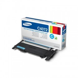 Toner Samsung do CLP-320 CLP-325 CLX-3185, wyd. do 1000 str. modrý