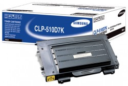 Toner Samsung CLP-510D7K black