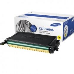 Toner Samsung CLP-K660A 2000 stran yellow
