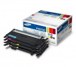 Value Pack Samsung CMYK CLP-320/ CLP-325/ CLX-3185 CLT-P4072C