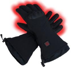 Glovii vyhřívané lyžařské rukavice vel. L černé
