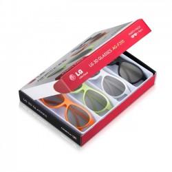 3D brýle LG AG-F315A (4 ks.)