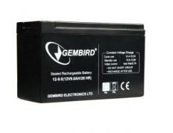 Gembird baterie do UPS 12V/9Ah