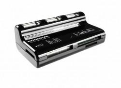 MODECOM Hub-čtečka paměťových karet CARD reader all in one CR WAVE