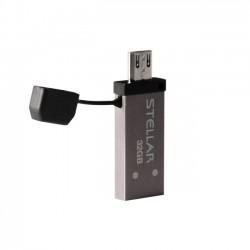 Patriot Stellar 32GB Micro USB +USB 3.0 140MB/s alu