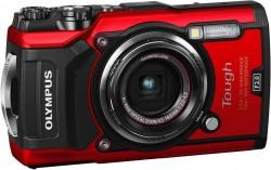 Olympus TG-5 červený