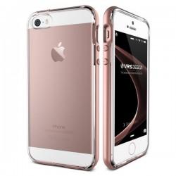 VRS Design Crystal Bumper pro iPhone 5/5s/SE růžovo-zlatý