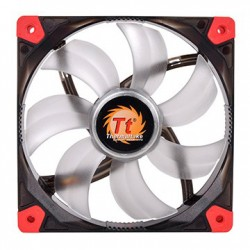 Thermaltake Luna 12 LED Red (120mm, 1200 RPM) Retail/Box
