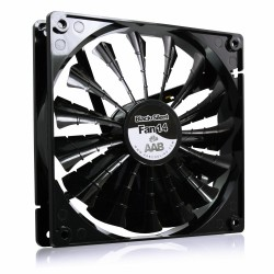 AAB Cooling Black Silent Fan 14 1000rpm