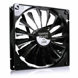 AAB Cooling Black Silent Fan 14 1000rpm