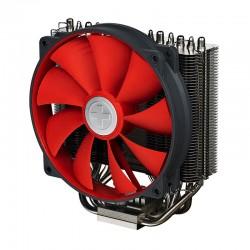 XILENCE Chladič CPU s radiátorem, 140x140x25mm, Socket AMD i INTEL