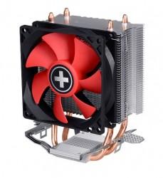 XILENCE Chladič CPU s radiátorem, 140x140x25mm, Socket FM2+/FM1/FM2/AM3+/AM3/AM2+/AM2