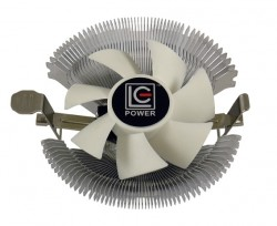 LC-POWER Cooler- Cosmo Cool LC-CC-85 - CPU cooler Multi