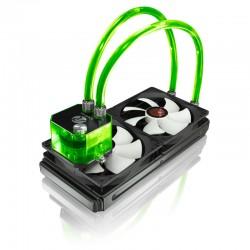 RAIJINTEK Triton - 280mm vodní chlazení - zelené