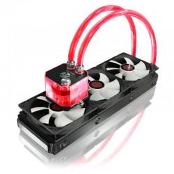 RAIJINTEK Triton - 360mm vodní chlazení - červené