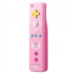 Nintendo Wii U Remote Plus Peach Edition