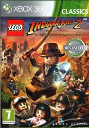 Lego Indiana Jones 2 Classics (X360)