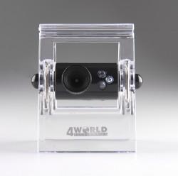 Webkamera 4World 1.3Mpx, černo-stříbrná