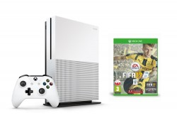Microsoft Xbox One S 500GB + Fifa 17 + Ea Access 1m