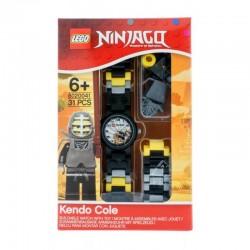 Lego ZEGAREK NINJA COLE+FIGURKA 8020041