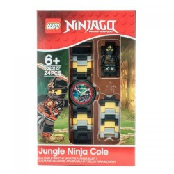 Lego Ninjago Jungle Cole 8020127