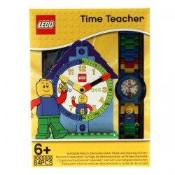 LEGO Time Teacher 9005008 modré