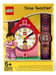 LEGO Time Teacher 9005039 růžové