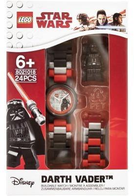 0952d4cc64c Lego Star Wars Darth Vader - hodinky s figurkou (8021018) - Home - K24.cz